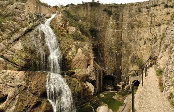 rutas senderismo en Valencia Pantano de Tibi